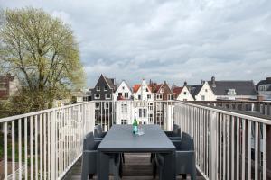 Un balcón o terraza en Cityden Centre Serviced Apartments