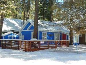 Brown Bear Inn By Big Bear Cool Cabins Big Bear Lake Ca