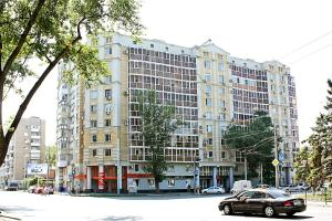 Alliance Apartments at Teatralniy (Апартаменты Альянс на Театральном)