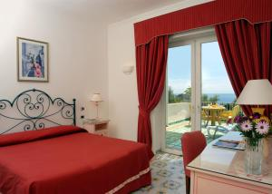 Room at Hotel Canasta, Capri