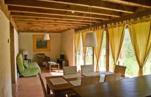 Uma área de estar em Alcabala del Viento