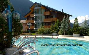 Hotel Victoria Leukerbad , Suisse