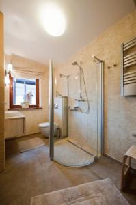 חדר רחצה ב-Apartments Zakopane Center