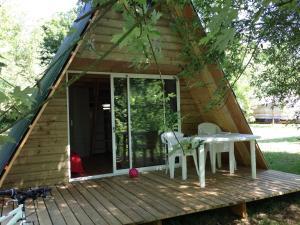 camping Domaine de Mepillat , Ain