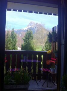 נוף הרים כללי או נוף הרים שצולם מהדירה