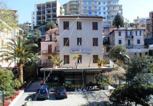 Hotel Villa Cadiz Di Varazze