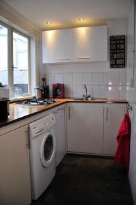A cozinha ou cozinha compacta de Mallemolen