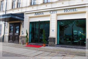 Hotel Arena Leipzig