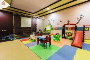 منطقة الأطفال في شقق الكرخ الفندقية