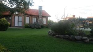 Un jardín fuera de La Morada de Merlo