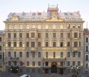 Petro Palace Hotel, St. Petersburg Hotels, Russia