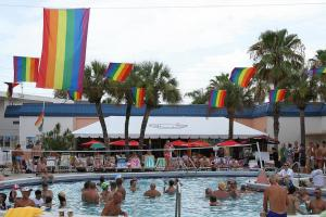 gay party swim