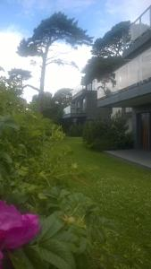 Vườn quanh Jurata Apartment
