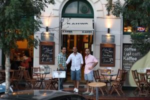 Nhà hàng/khu ăn uống khác tại Kahwa Apartments
