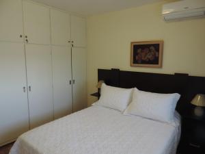 Cama ou camas em um quarto em Marazul