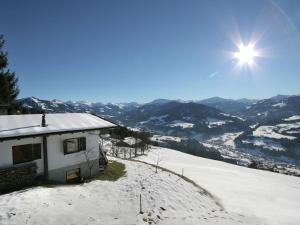 Chalet Hogleit خلال فصل الشتاء
