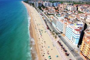 hotel mar ski blanes: