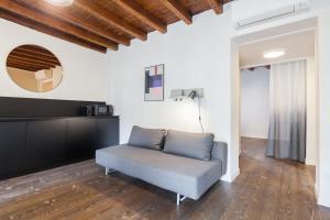 אזור ישיבה ב-Milano Suite - Downtown