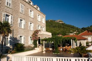 Villa Vilina - Insel Lopud - Dalmatien - Adria - Kroatien