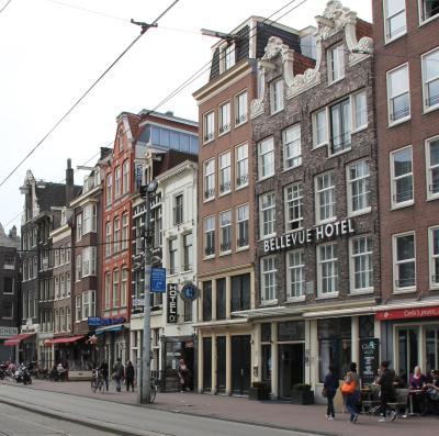 Hotel Alfa Amsterdam Niederlande Amsterdam