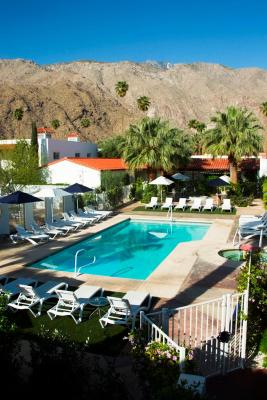 Booking com palm springs california