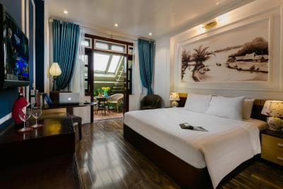 Khách sạn Hà Nội City Palace