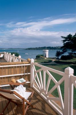 Grand hotel des bains locquirec france for Groupon grand hotel des bains