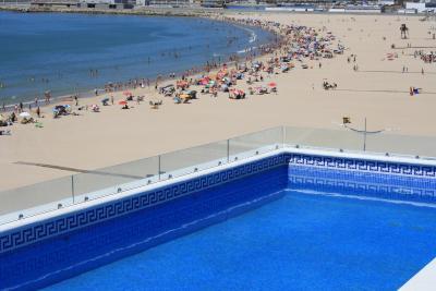 Apartamento playa barbate barbate espa a for Piscina trafalgar
