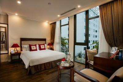 Au Coeur d'Hanoi Apartment