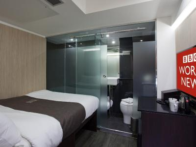 The z hotel soho london uk for Chambre sans fenetre montreal
