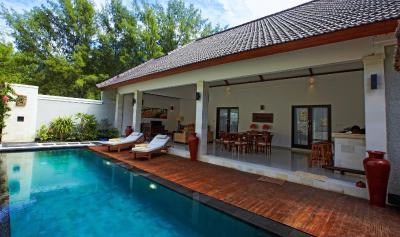 Kokomo Resort Gili Trawangan Indonesia