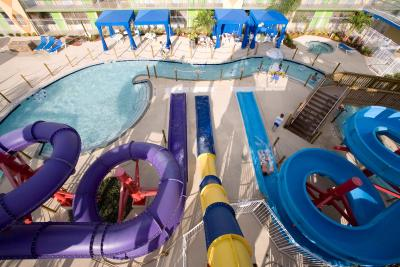 Flamingo Waterpark Resort Kissimmee Fl Booking Com