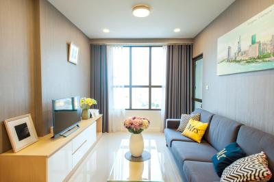 Saigon Oasis Complex Apartment