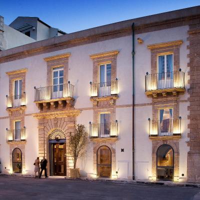 Hotel algila ortigia charme siracusa italy for Reservation hotel de charme