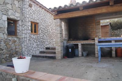 Casa de campo Masia Pla Del Bosc (España Canyelles ...