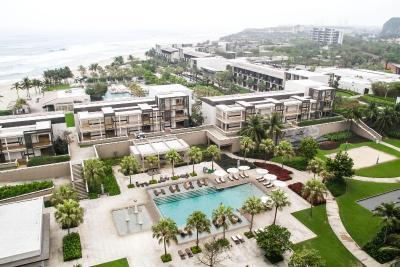 Luxury Apartment 2 bedroom in 5 star Resort Danang