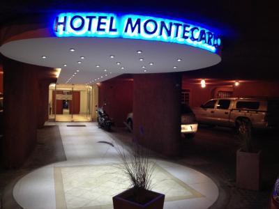 Hotel montecarlo vina del mar chile vi a del mar Hotel montecarlo renaca