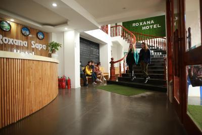 Roxana Sapa Hotel