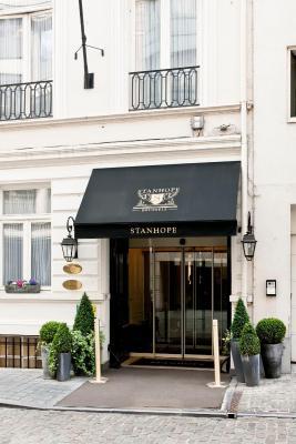 stanhope hotel brussels belgium. Black Bedroom Furniture Sets. Home Design Ideas