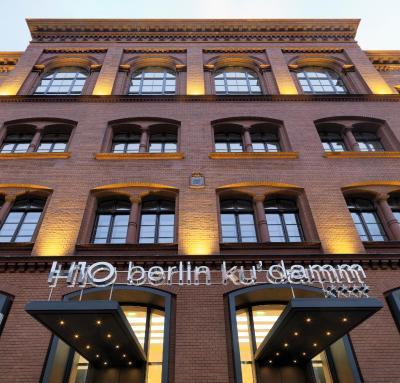 hotel h10 berlin ku 39 damm germany. Black Bedroom Furniture Sets. Home Design Ideas