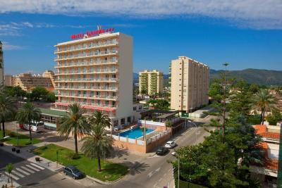 Hotel gandia playa espa a gand a for Hoteles minimalistas en espana