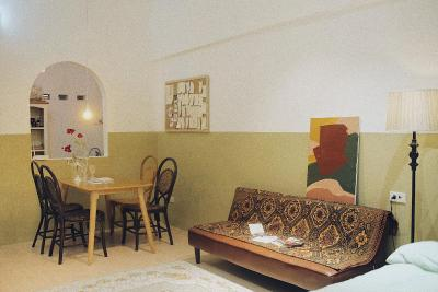 Chloe&Leo Classic Zen Apartment