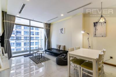 Luxury Vinhomes Apartment - The Art White House - Free Pool, Gym Center