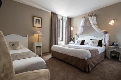 hotel arvor dinan including reviews. Black Bedroom Furniture Sets. Home Design Ideas