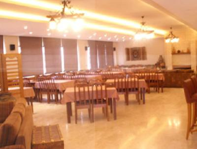 St Peter Hotel Chalets Restaurant