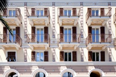 Hotel san pietro palace finale ligure italia for Design hotel liguria