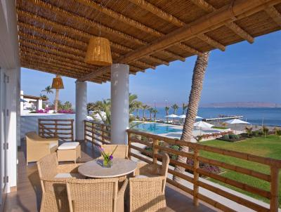 Hotel paracas luxury collection peru for Luxury collection paracas