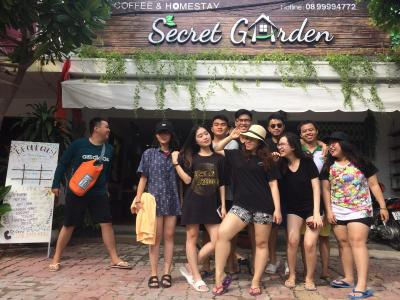 Secret Garden Coffee & Homestay