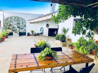 Casa de campo Cortijo El Horcajillo (España Villanueva de ...