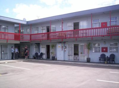Broadway Motor Inn Palmerston North New Zealand